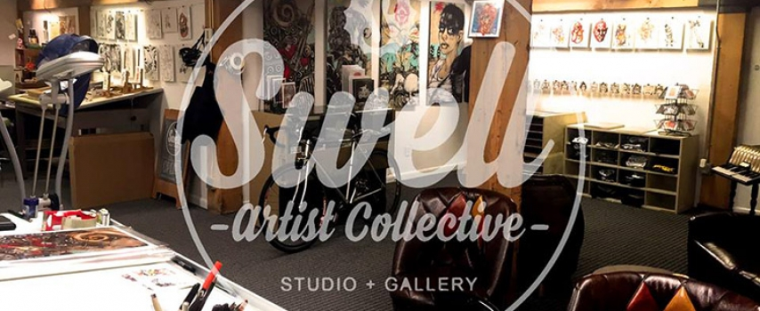 Local Currents: Swell Artist Collective